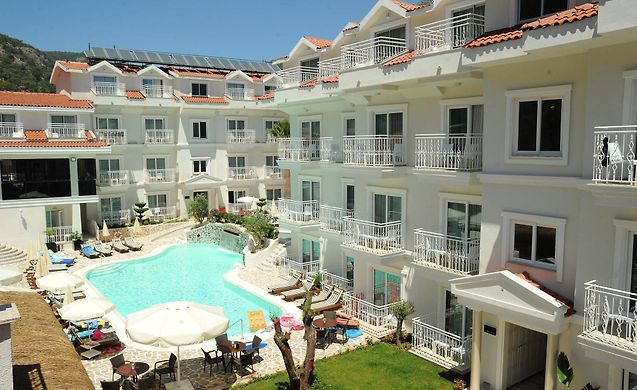Montebello Deluxe Hotel Oludeniz | Accommodation with Countryside View
